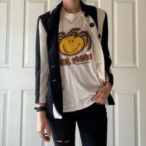 🦋VTG 90s Smile Mon Bahamas Shirt
